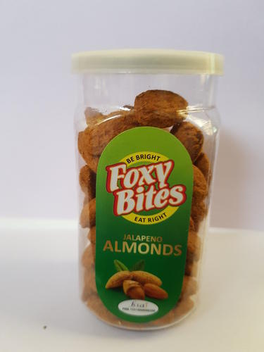 Roasted Jalapeno Almond Nuts