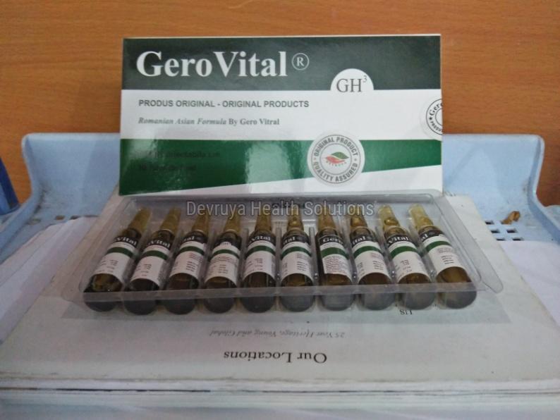 GeroVital GH3 Injection