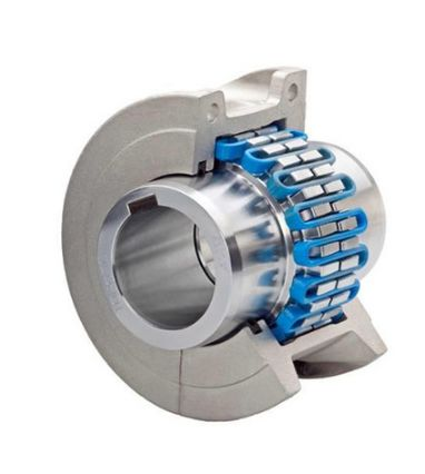 Resilient Spring Couplings