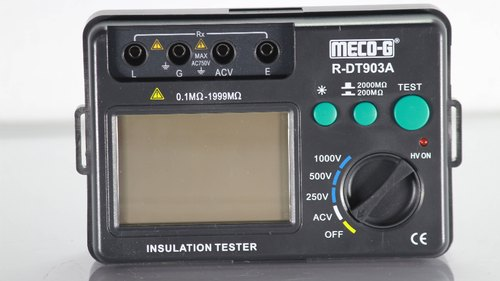 Meco G Insulation Resistance Tester Manufacturer Supplier in