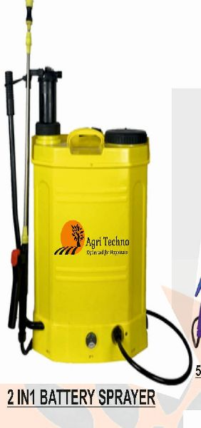 2 in 1 Battery Sprayer 04