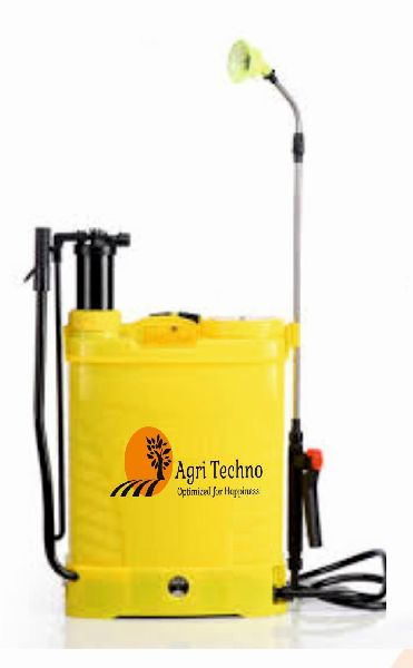 2 in 1 Battery Sprayer Machines 02