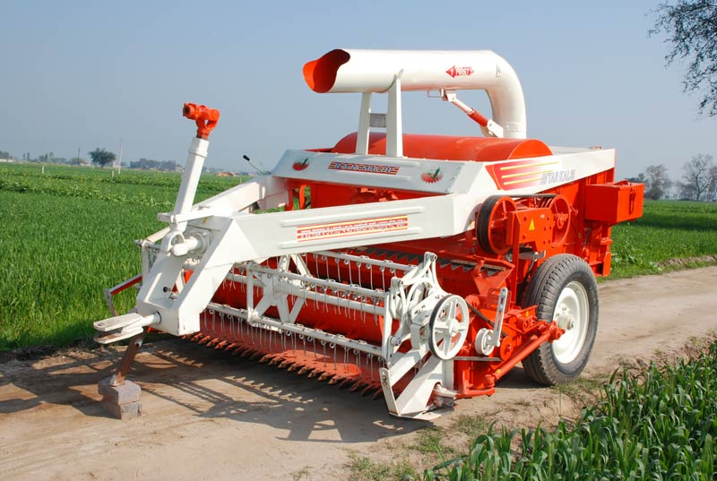 Agricultural Reaper 01