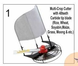 Brush Cutter 01