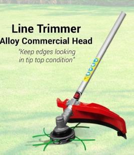 Brush Cutter with Tiller 02