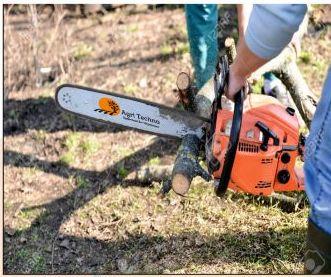 Chain Saw Machine 06