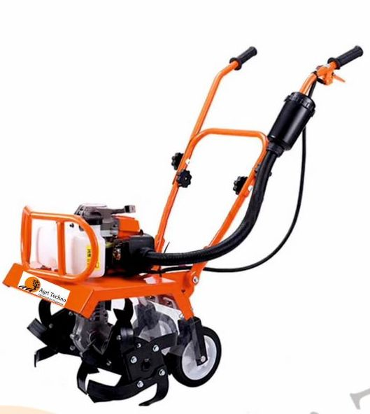 Heavy Duty Mini Tiller 04