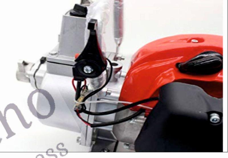 Petrol Water Pump 03