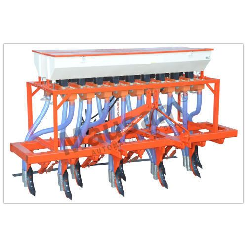 Seed Cum Fertiliser Drill Machine