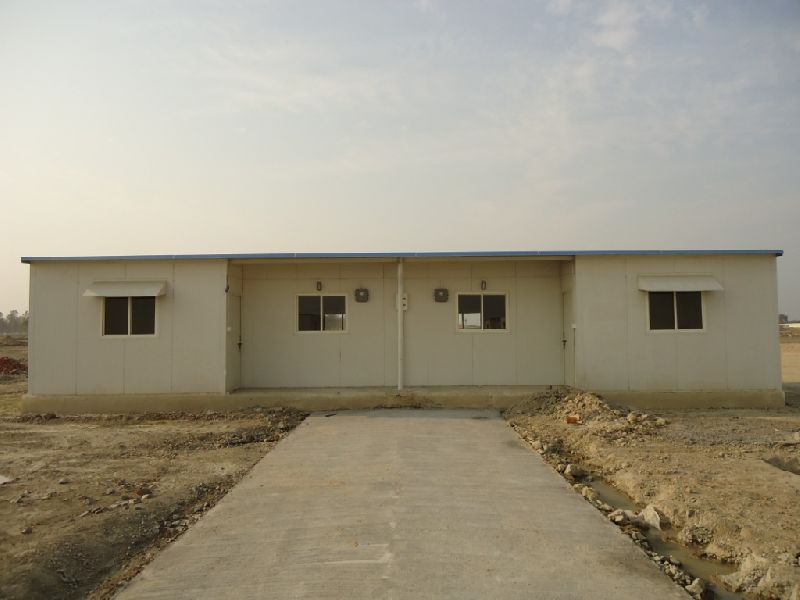 Prefabricated Site Office Cabin