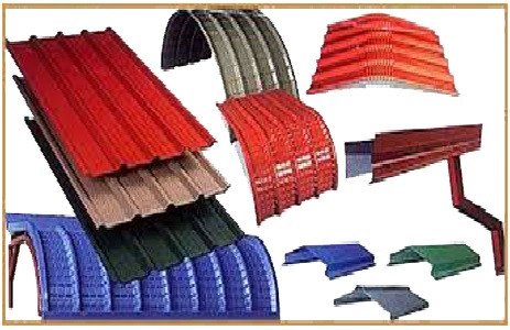Trapezoidal Profile Roofing Sheets 02