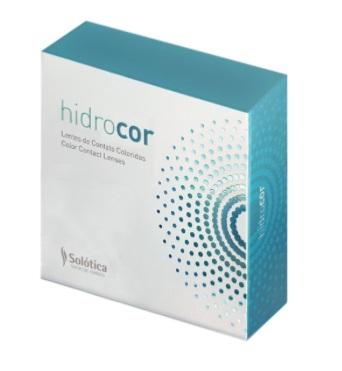 Solotica Hidrocor Color Contact Lens