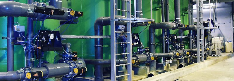 Water Treatment Plant O & M Services