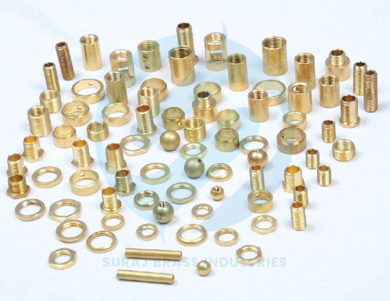 Brass Lighting Parts