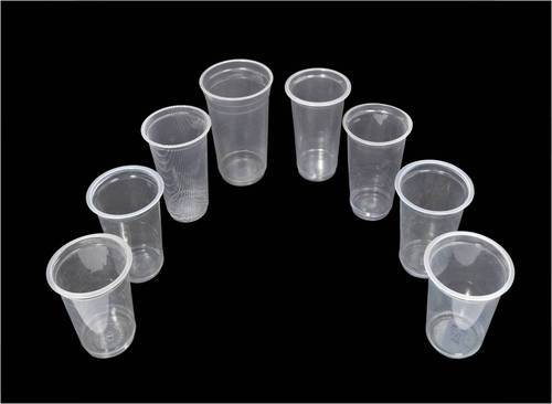 Disposable Plastic Transparent Glasses