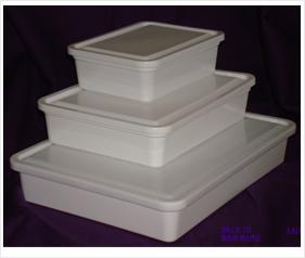 Plastic Son Papdi Boxes