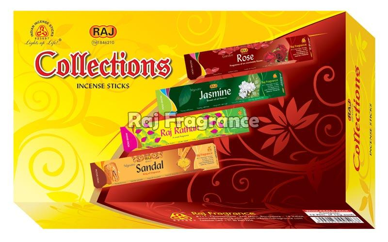 Collections Incense Stick (60 Gram)