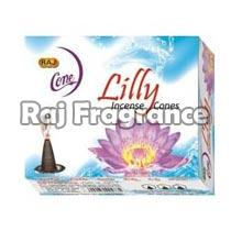 Lilly Incense Cones