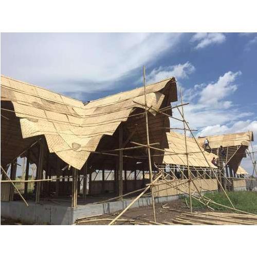 Bamboo Shed Designing Service