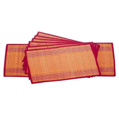 Colored Bamboo Mat