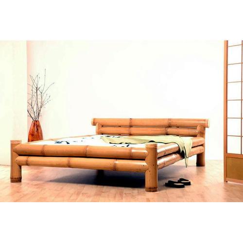 Designer Bamboo Bed