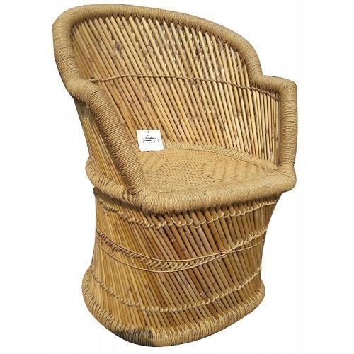 Handmade Bamboo Stool