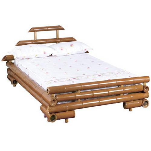 Modern Bamboo Bed