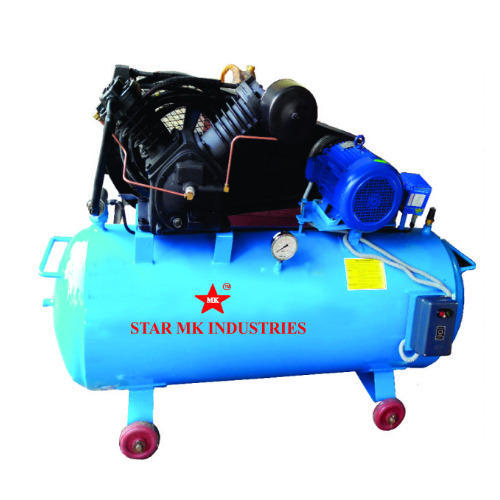 3 HP 3 Phase Two Stage Air Compressor