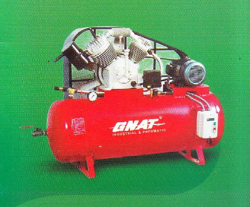 Double Stage Series Air Compressor