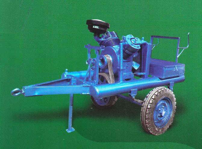 GC-2 Air Compressor
