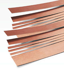 Copper Nickel Flat Strip