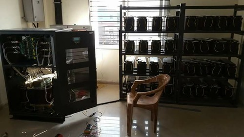 100 KVA Online UPS