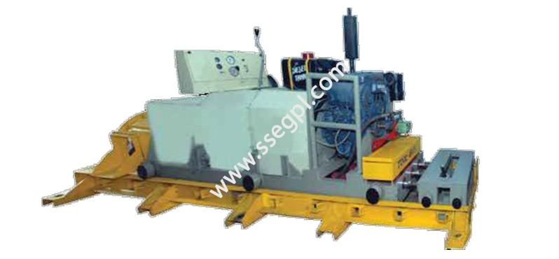 Hydraulic Auger Boring Machine