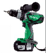 DS 18DL2 Cordless Driver Drill
