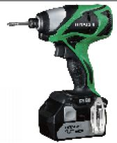 WH 18DBDL Impact Driver
