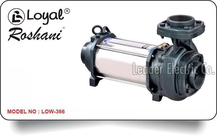 LOW 366 Openwell Submersible Pump