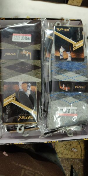 Mens Printed Socks 02
