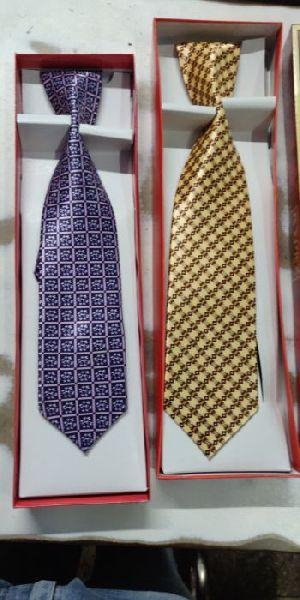 Mens Printed Ties