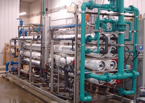 Nano Filtration System 03