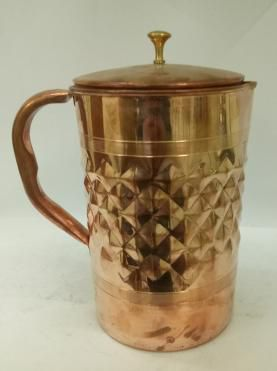 Copper Water Jug 02