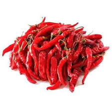 Long Dry Red Chilli