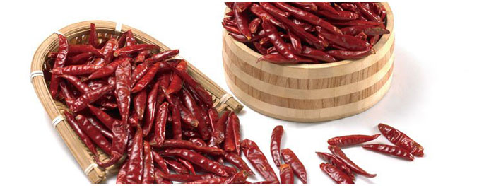 Natural Dry Red Chilli