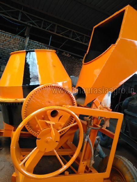 Hydraulic Concrete Mixer Machine 03