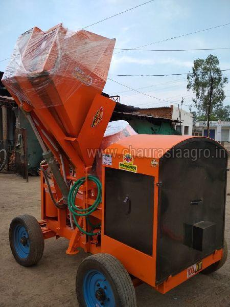 Mechanical Concrete Mixer Machine 01