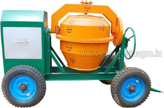 Simple Concrete Mixer Machine