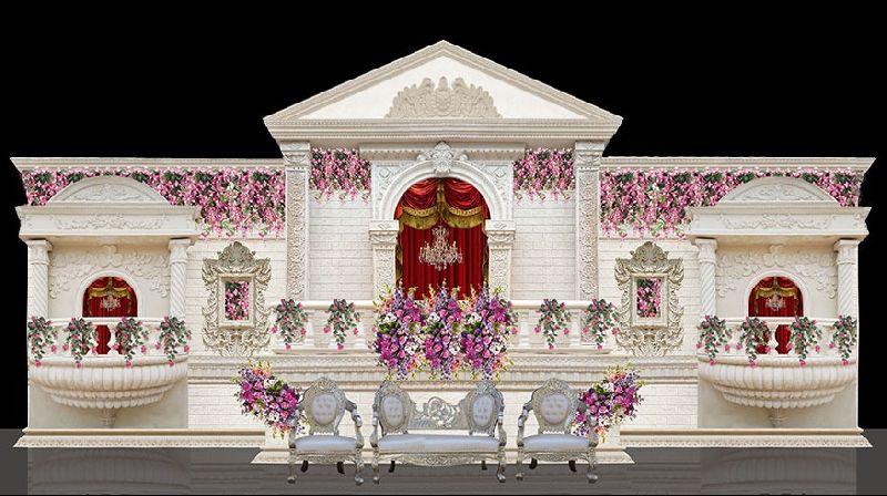 Fibre Wedding Stages