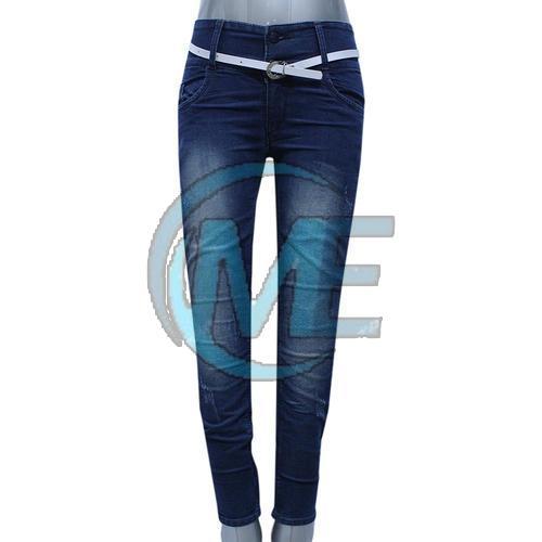 Ladies Dobby Jeans