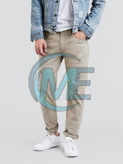 Mens Fancy Cotton Trouser