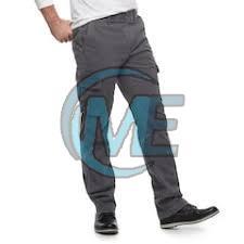 Mens Stylish Cotton Trouser