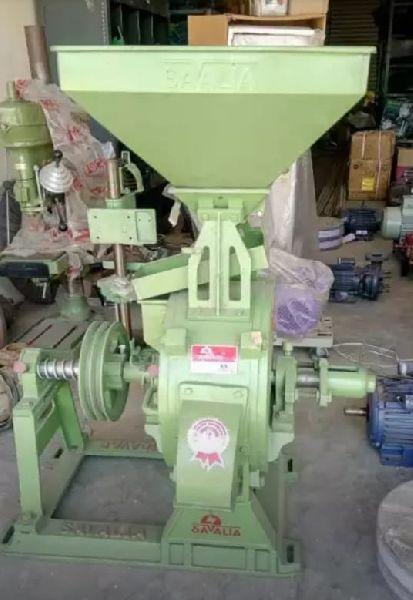 Commercial Flour Mill Machine 02